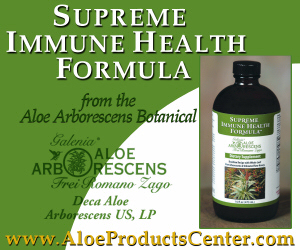 Buy Supreme Immune Health Formula Aloe Arborescens